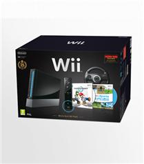 Mario Kart Siyah Wii paketi
