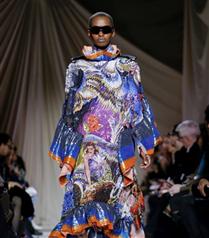 Mary Katrantzou Sonbahar/Kış 2019 Tasarımlarından Dikkat Çekenler