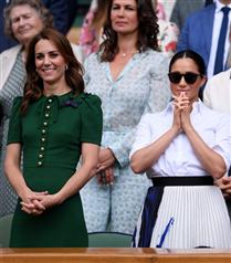 Meghan Markle ve Kate Middleton'ın Arasından Su Sızmıyor!