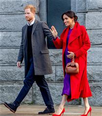 Meghan Markle ve Prens Harry Kendilerine Özel Instagram Hesabı Açtı