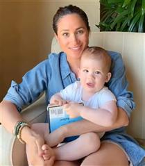 Meghan Markle'dan Archie'ye Özel Doğum Günü Videosu
