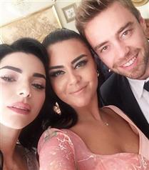 Merve Boluğur ve Murat Dalkılıç`ın düğünü
