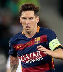 Messi'nin Yeni İmajı