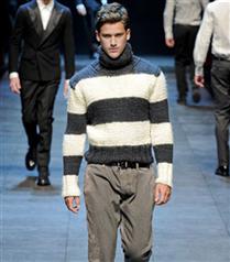 MFW Dolce & Gabbana 2011
