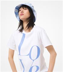 Michael Kors Yeni #watchhungerstop 'Love' T-shirtü Sunar