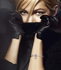 Michelle Williams Louis Vuitton Jewelry`nin yüzü oldu