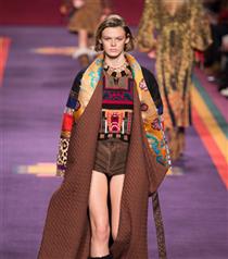 Milano Moda Haftası: Etro Sonbahar 2017
