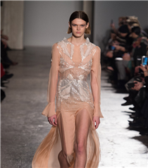 Milano Moda Haftası: Francesco Scognamiglio Sonbahar 2017