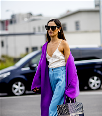 Milano Moda Haftası'nın Öne Çıkan Sokak Stilleri