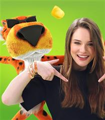 Miray Daner'den Cheetos İçin Eğlenceli Şarkı