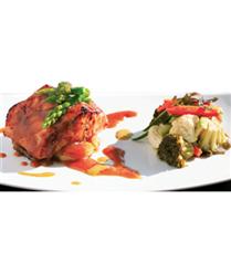 Miso soslu siyah morina balığı