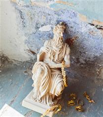 Monapetra'nın Hikayesi Mozaiklerinde