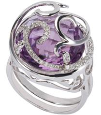 Mor mücevherler
