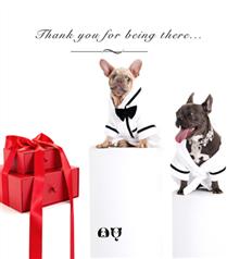 Moshiqa'dan Evcil Dostlara Yılbaşı Hediyesi Seçenekleri