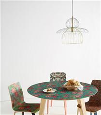 Mutfağınıza Renk Katacak Yemek Masaları