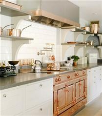Mutfak dekorunda yeni trendler