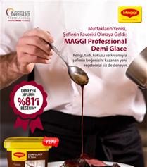Mutfakların Yenisi MAGGI Professional Demi Glace Sos
