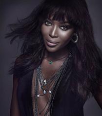 Naomi Campbell Silvia Furmanovich Jewelry`nin yüzü oldu