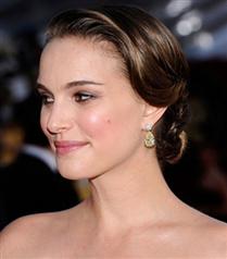 Natalie Portman makyajı