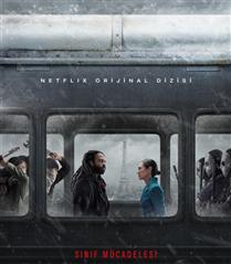 Netflix Heyecanla Beklenen Yeni Dizisi Snowpiercer'dan İlk Fragmanı Paylaştı