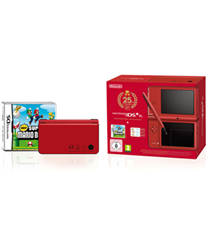 New Super Mario Bros Nintendo DSi XL