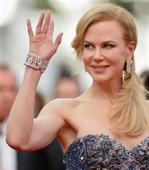 Nicole Kidman`ın mücevher kutusu