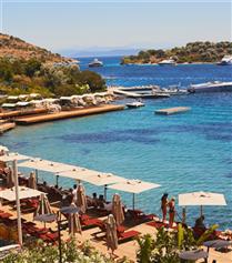 No:81 Hotel Bodrum Türkbükü Koyu'nda Yaz Sezonuna Merhaba Diyor