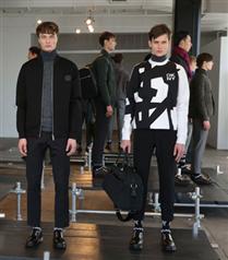 NYFW DKNY Erkek 2015 Kış