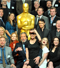 Oscar Adayları öğle yemeğinde!