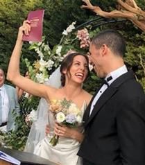 Öykü Karayel ve Can Bonomo Evlendi