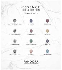 Pandora Essence Koleksiyonu