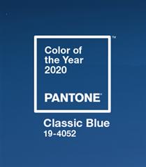 Pantone 2020 Rengi Açıklandı: Klasik Mavi!