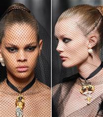 Paris Couture Haftası Sonbahar 2019'dan Favori Güzellik Görünümlerimiz