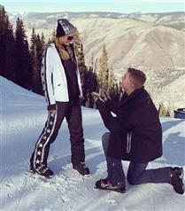 Paris Hilton ve Chris Zylka Nişanlandı