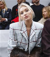 Paris Moda Haftası Defilelerinin Ön Sıradaki Şık Ünlülerine Göz Atıyoruz