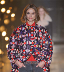 Paris Moda Haftası: Isabel Marant Sonbahar 2017