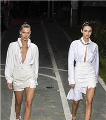 Paris Moda Haftası: Off-White İlkbahar/Yaz 2019