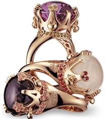 Pasquale Bruni aşkı anlatan mücevherler