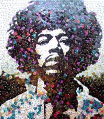 Penalarla Jimi Hendrix