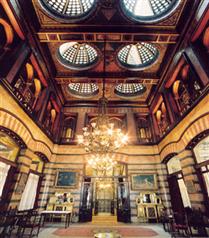Pera Palace açılışı 1 Eylül