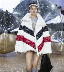 PFW: Moncler Gamme Rouge 2018