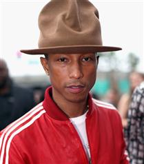 Pharrell Williams şapkasını satıyor