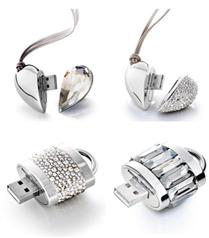 Philips Swarovski taşlı USB