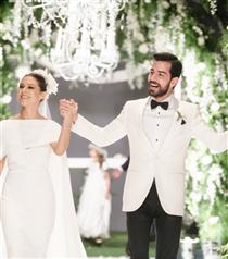 Pia Hakko ve Kerim Yeşil Evlendi