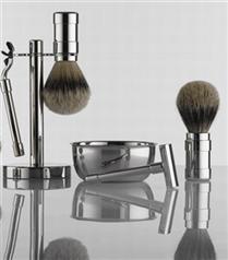 Pils Bauhaus tıraş seti