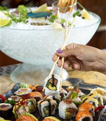 Popüler Eğlence ve Lezzet Noktanız: Four Seasons Hotel Bosphorus Aqua Restaurant