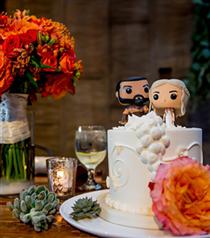Popüler Kültüre Referans Veren 9 Düğün Pastası