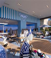 PRADA Outdoor Pop Up, Yalıkavak Marina'da Açıldı