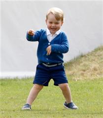 Prens George`dan sonra minik crocs satışları arttı
