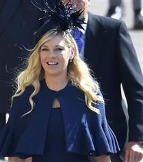 Prens Harry'in Eski Kız Arkadaşları da Düğünde Yer Aldı